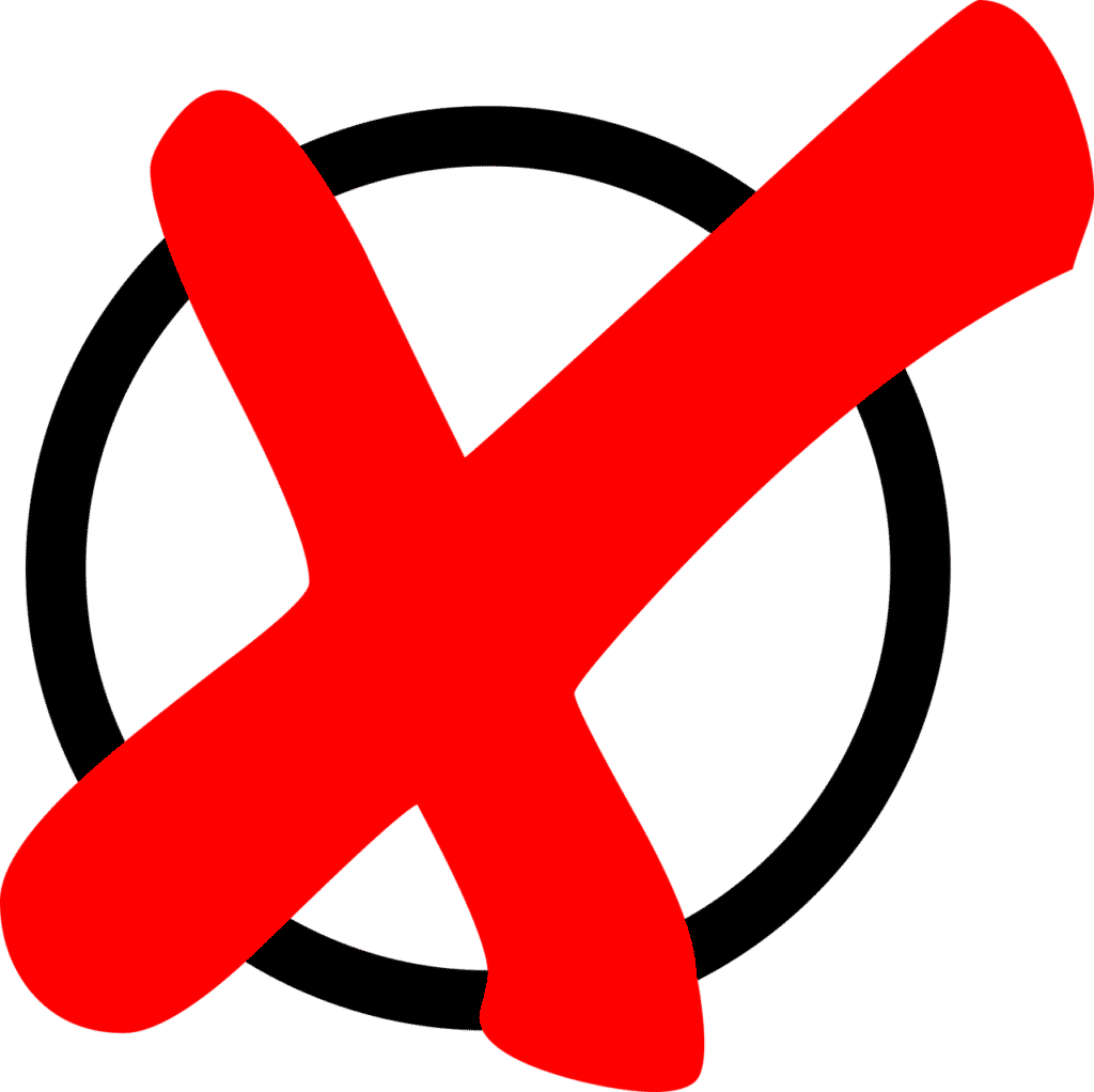 Mach dein Kreuz für Die Linke zur Bundestagswahl